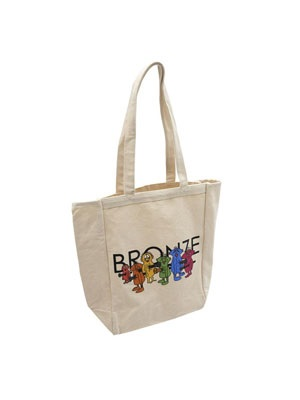 BRONZE 56K(ブロンズ)/ BOLT BOYS TOTE -NATURAL-