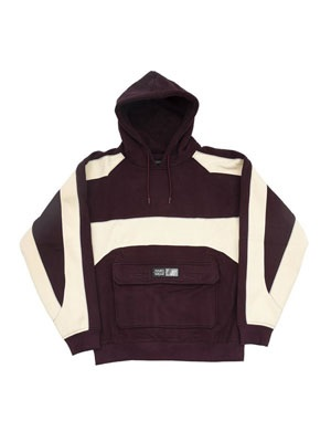 BRONZE 56K(ブロンズ)/ PIPING HOODY -3.COLOR-