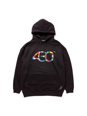 430(フォーサーティー)/ NATIONAL ICON PO PARKA -2.COLOR-