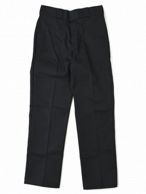 DICKIES(ディッキーズ) / ORIGINAL 874 WORK PANT -BLACK-