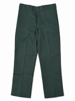 DICKIES(ディッキーズ) / ORIGINAL 874 WORK PANT -GREEN-