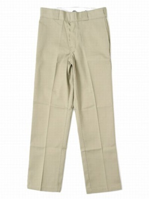 DICKIES(ディッキーズ) / ORIGINAL 874 WORK PANT -KHAKI-