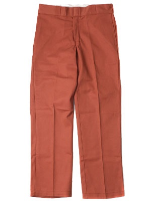DICKIES(ディッキーズ) / ORIGINAL 874 WORK PANT -RED ROCK-