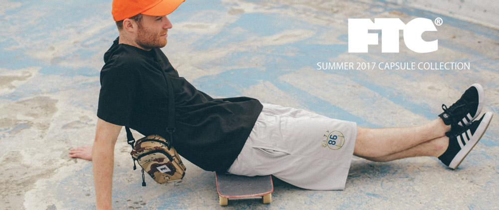 FTC SUMMER 2017 CAPSULE COLLECTION